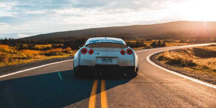 Flexlease en luksus bil