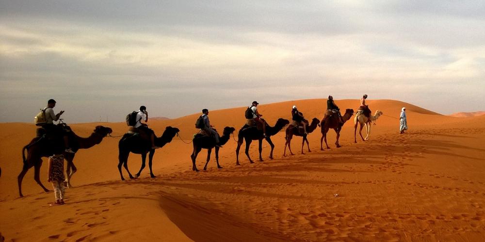 3 byer du skal besøge i Marokko